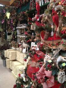 Christmas Shop Down to Earth Pomona NY