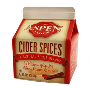 Down to Earth Aspen Mulling Spices Drink Recipe