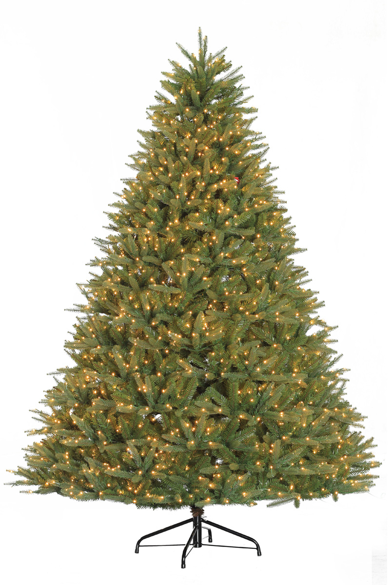7.5' PreLit East Hampton Fir