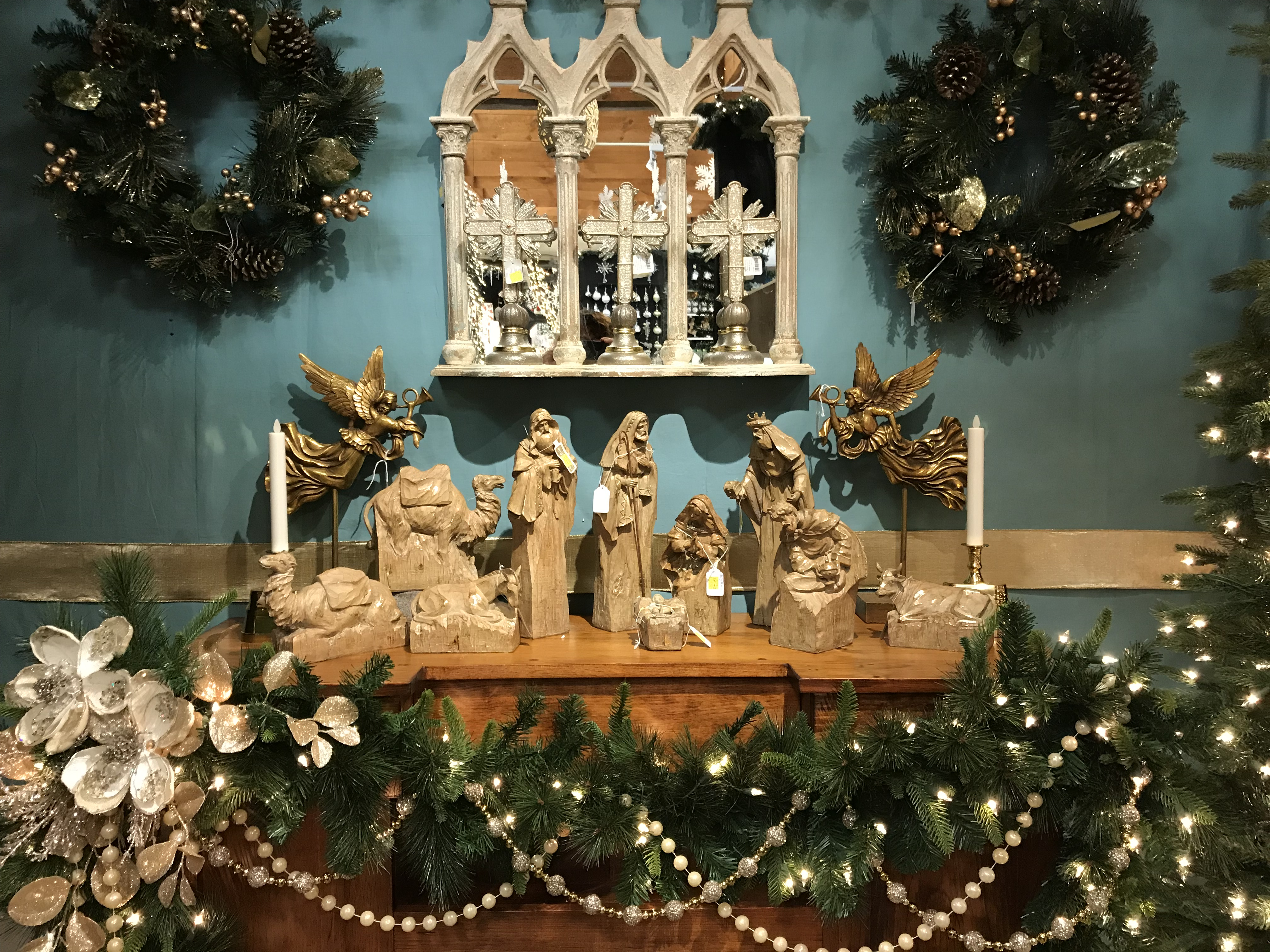 Gorgeous Nativity Scene