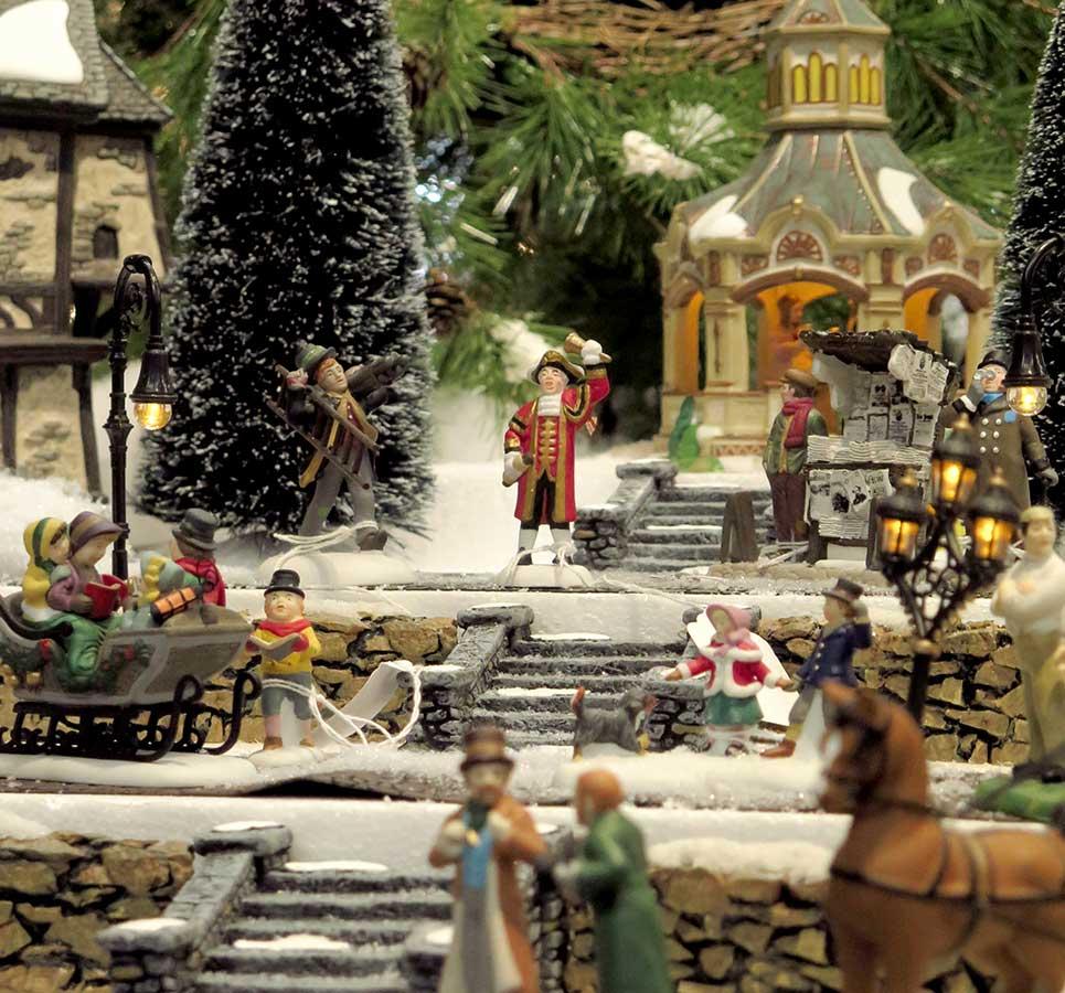 Santa's Village Town Crier