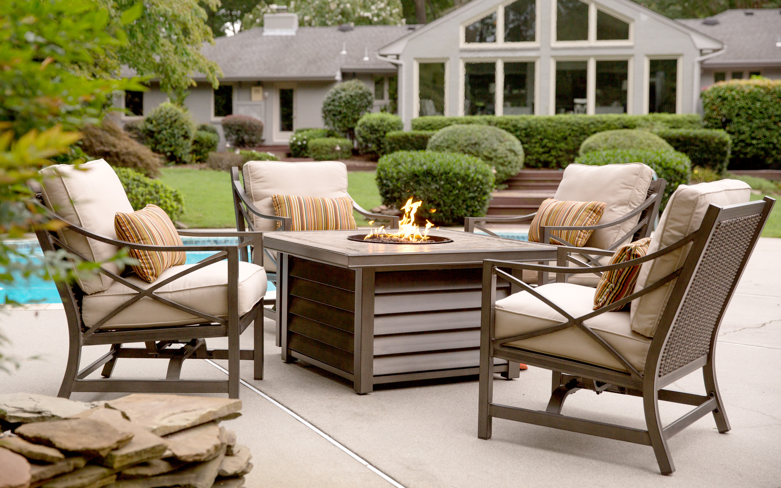 Winchester Fire Pit
