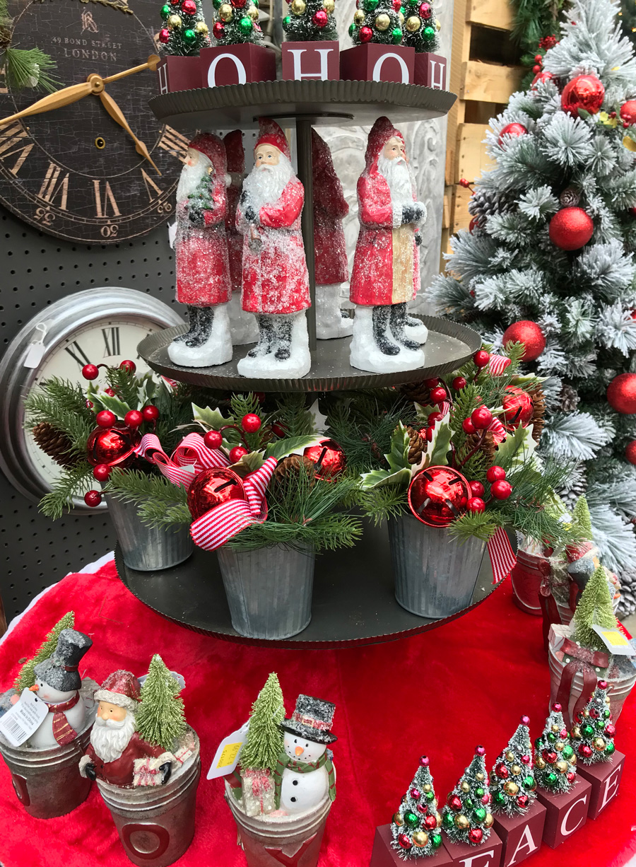 Christmas Centerpieces and Decor
