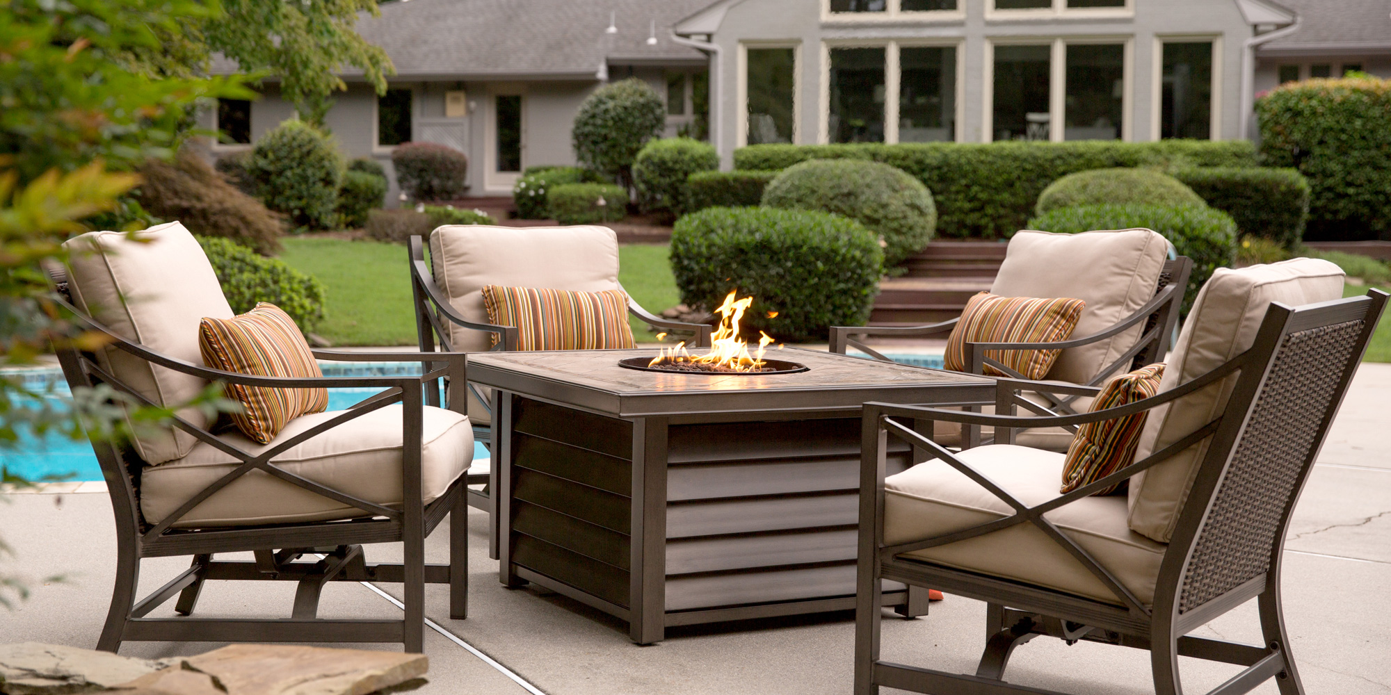 Outdoor Furniture Company Ringwood Patio Building
