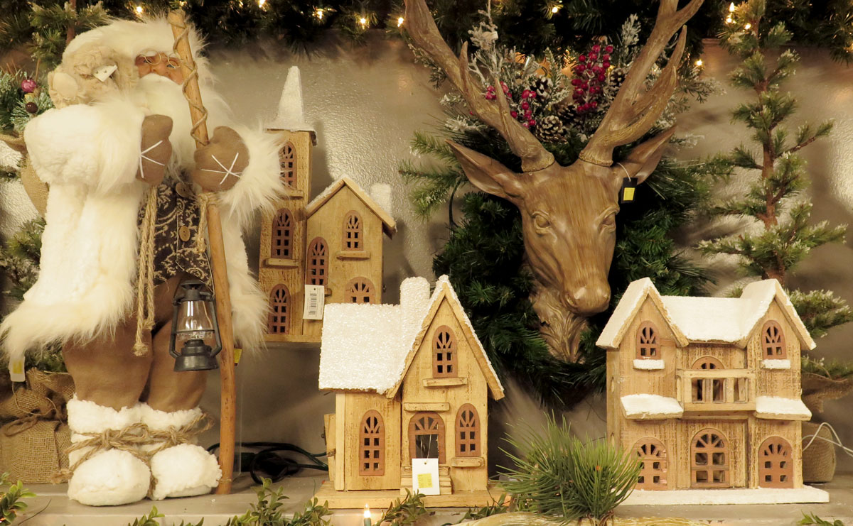 Christmas Collectibles and Decor