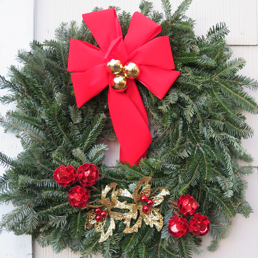 Gorgeous Decorated Wreath
