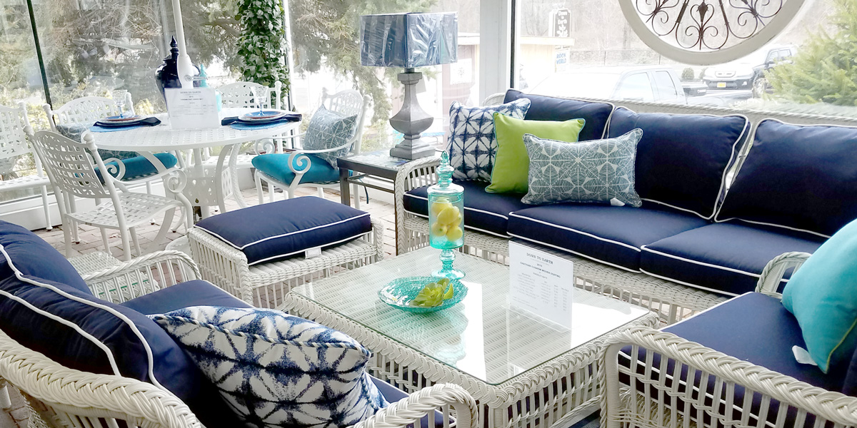 Chatham Dining and Deep Seating by Kingsley-Bate