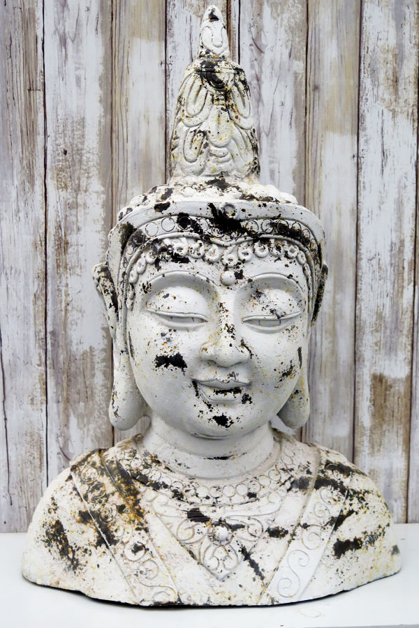 Decorative Antiqued Buddha