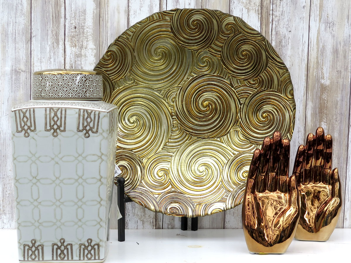 Add A Shimmer And Shine To Your Home Décor With Stunning