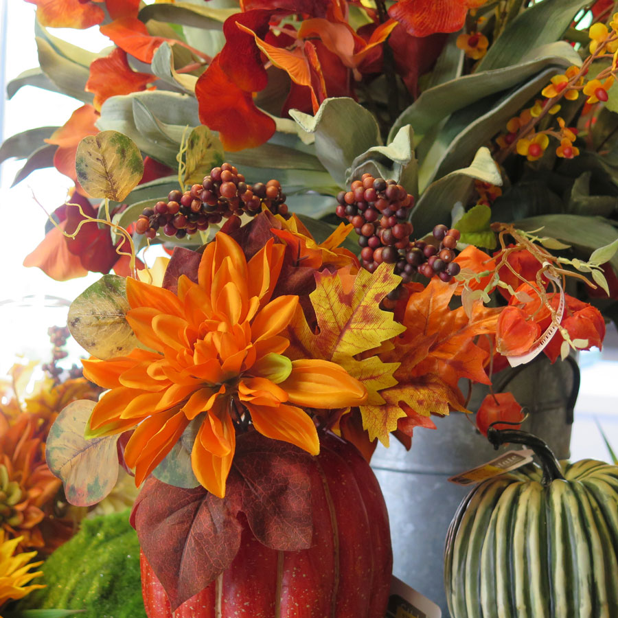 Gorgeous Fall Bouquets