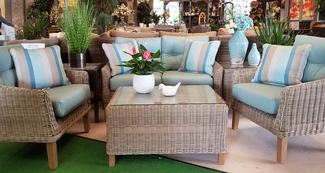 Cambria Wicker Deep Seating Set – $1,999