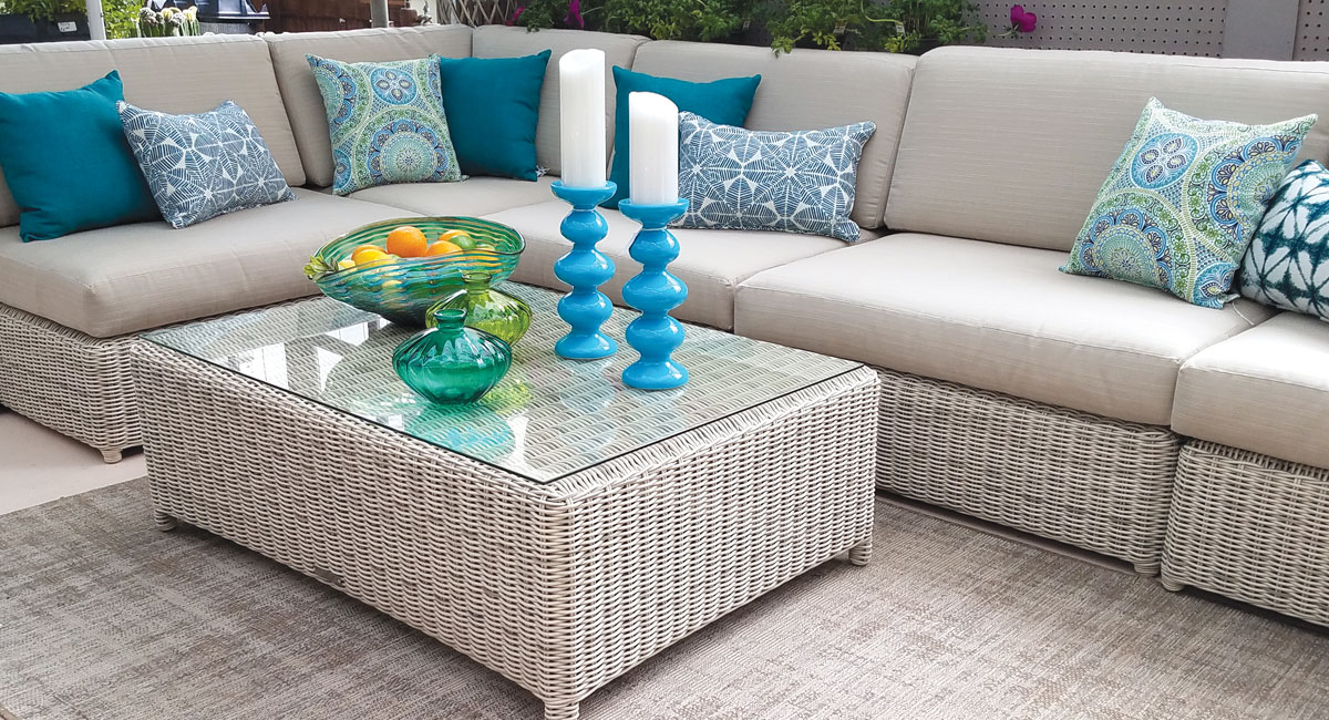 Outdoor And Patio Furniture Down To Earth Living