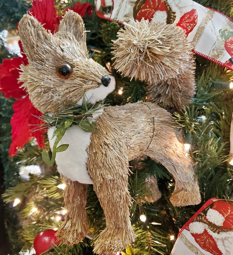Adorable Dog Ornament