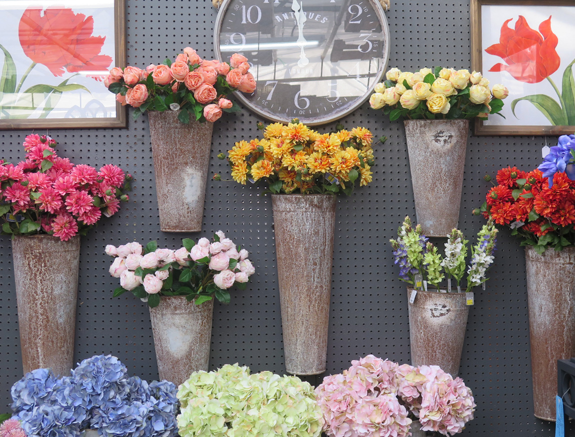 Florals, Vases, Mirrors and Floral Paintings