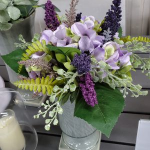 Spring Bouquet in Pink and Purple