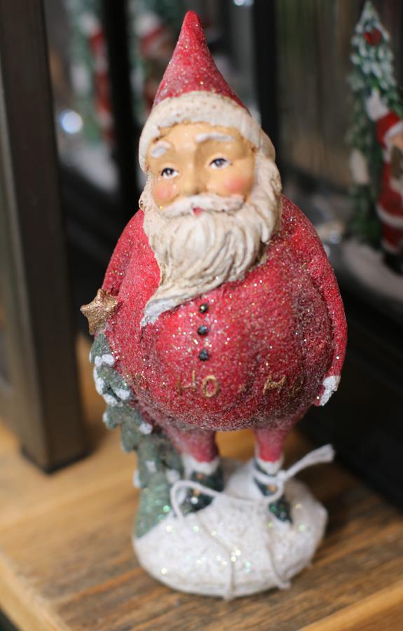 Sweet Santa Figurine