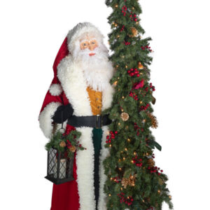 "57"" Herr Kringle Santa from Ditz"