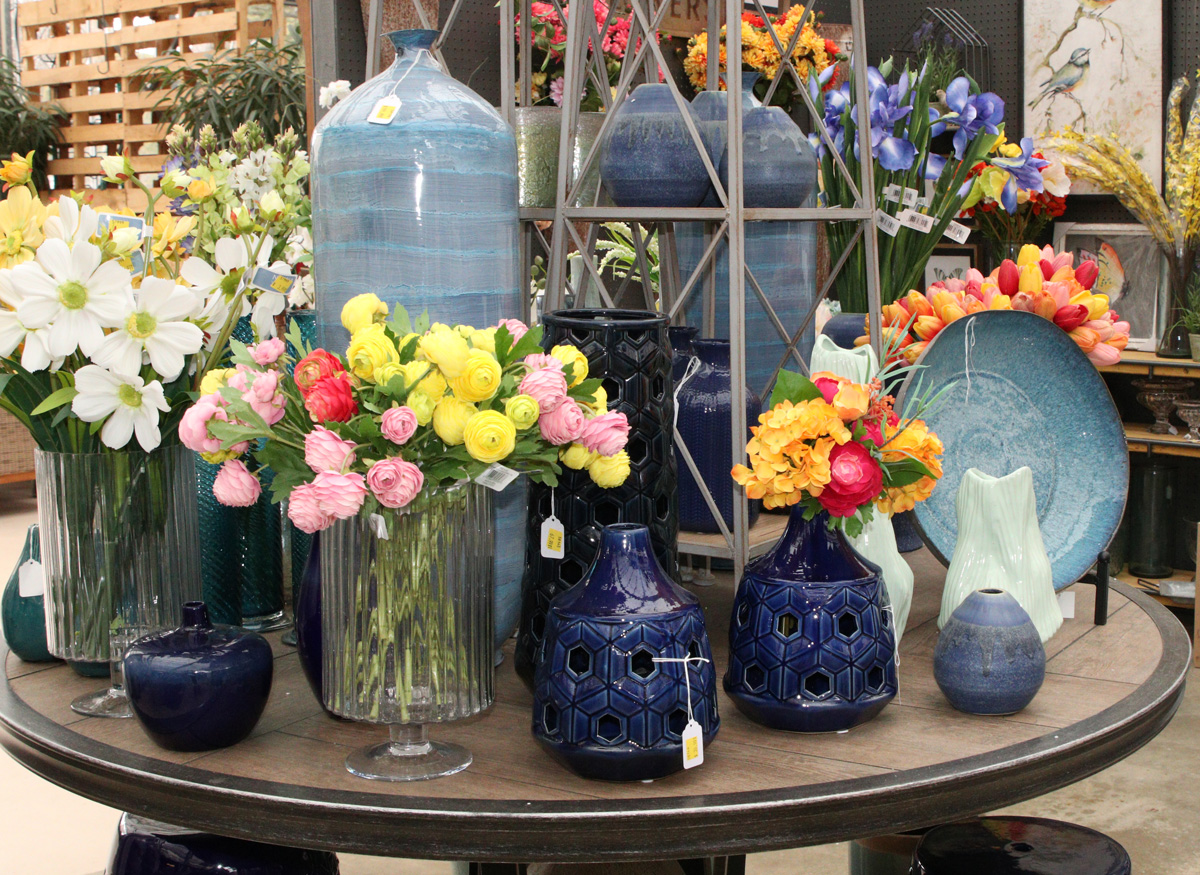 Our showroom is full of fresh inventory for Spring!