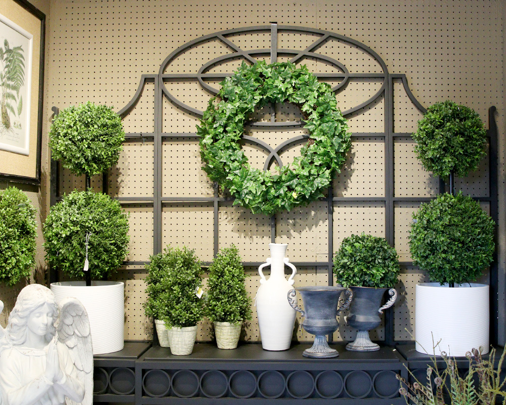 Plants, planters, urns and more