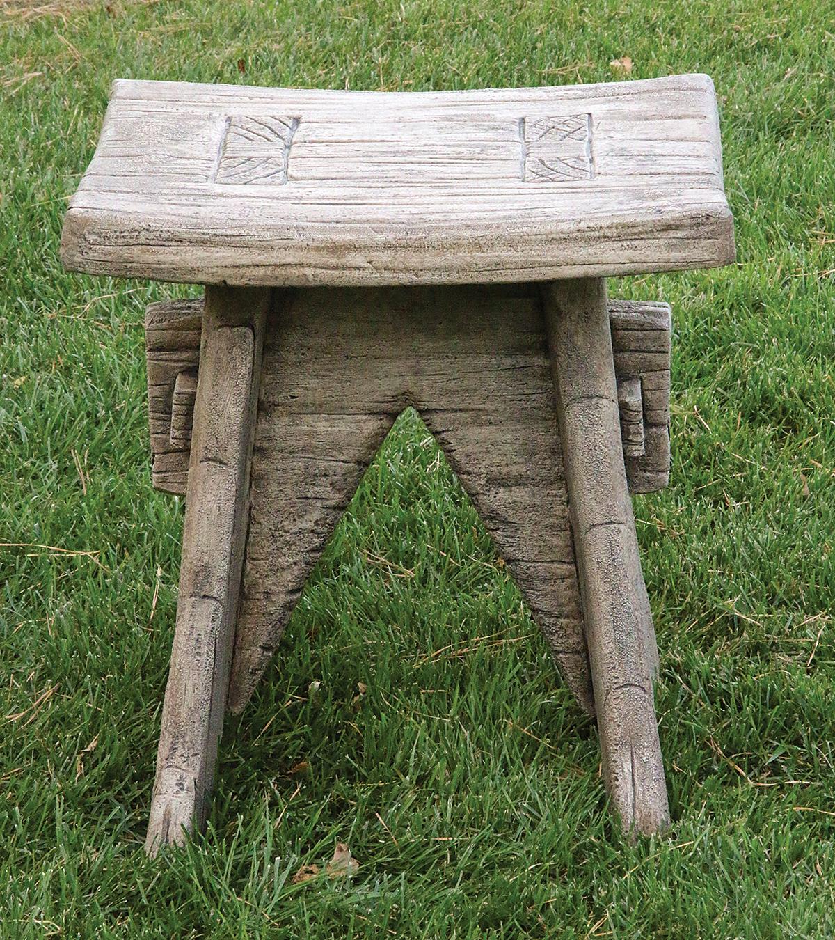 """22"""" Rustic Seat"""