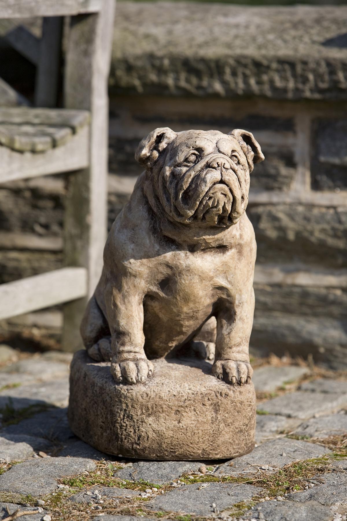 Petey the Bulldog