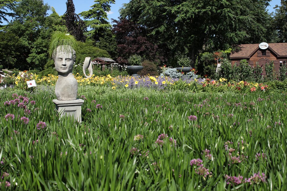 Garden Center and Statuary