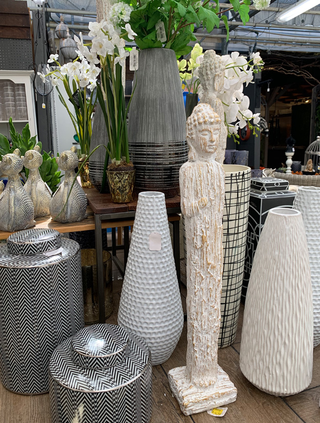 Vases, Pottery and Home Decor